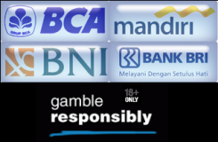 bank bca mandiri bni bri