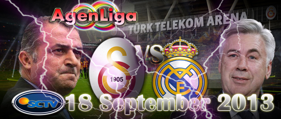 Galatasaray vs Real Madrid - AgenLiga